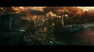 День независимости Возрождение (2016):Разрушение