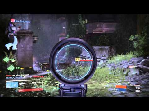 Destiny - Apparently Titans come back from the dead too (clip)