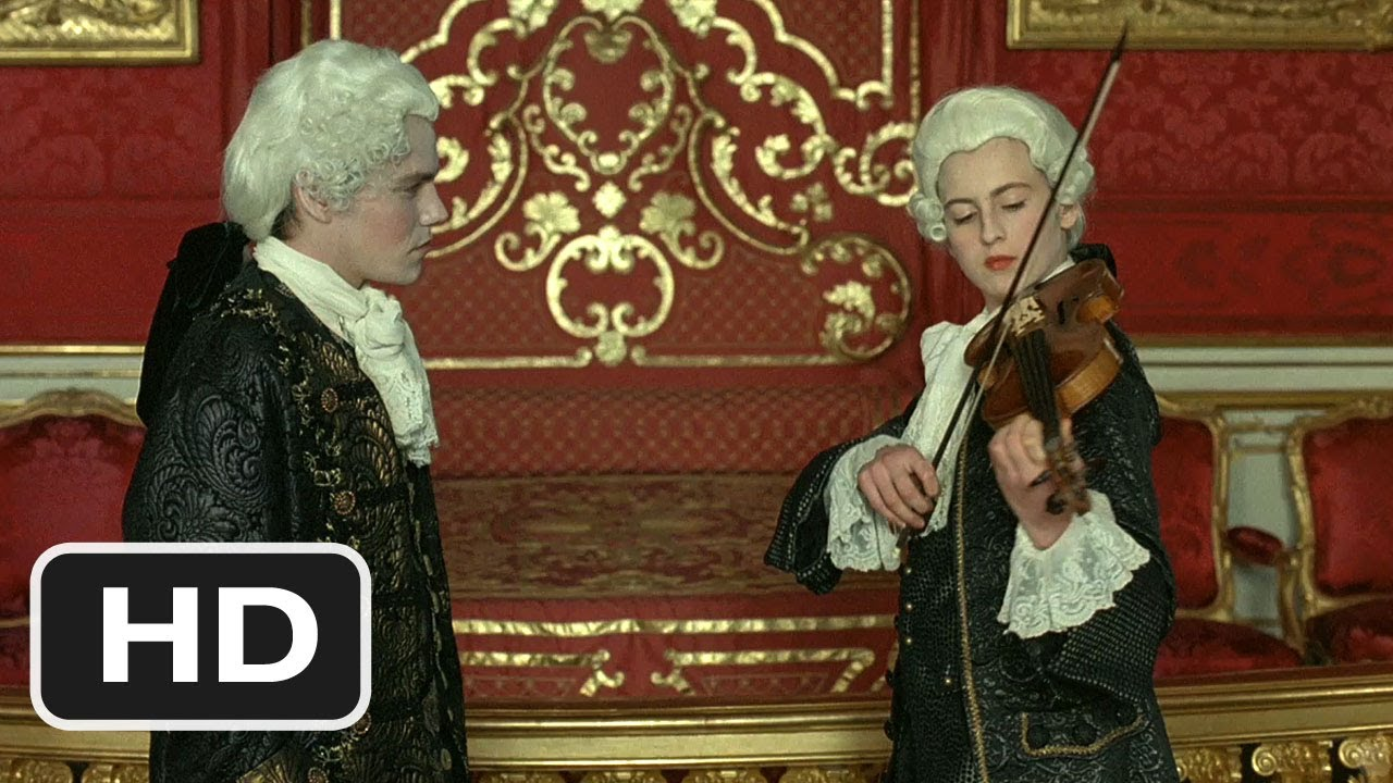 Picturing Nannerl A New Film About Mozart S Silenced Sister Deceptive Cadence Npr Mozart's Sister