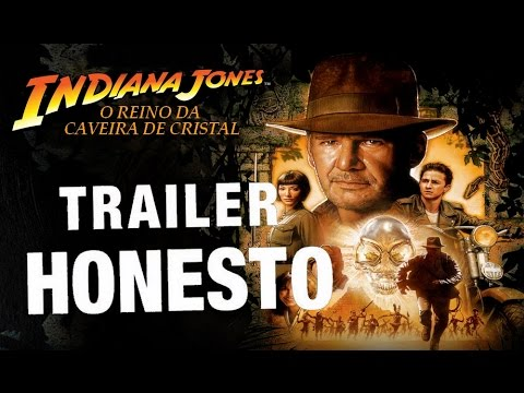 Trailer do filme Indiana Jones e o Reino da Caveira de Cristal