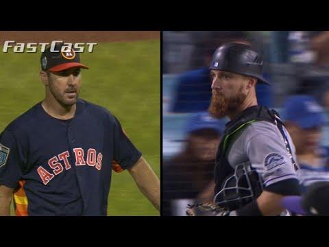 MLB.com FastCast: Verlander strikes out eight - 3/9/18