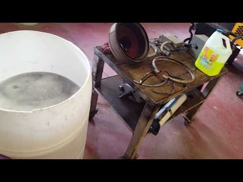 Cleaning The Diesel Particulate Filter with Household Cleaner