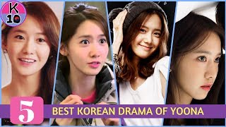 Video BEST  KOREAN DRAMA OF SNSD YOONA download MP3, 3GP, MP4, WEBM, AVI, FLV Januari 2018