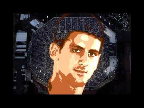 NOVAK DJOKOVIC naked life 2nd ATP TENNIS PLAYER | Grand Slam: US Open ROLAND GARROS WIMBLEDON
