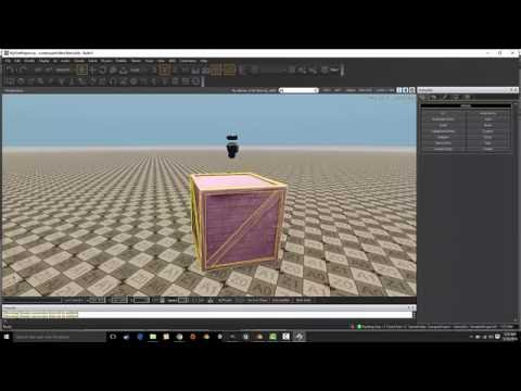 Amazon Lumberyard: Importing Models From Blender 3D