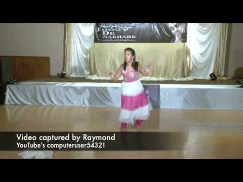 Ashika Bajwa - Desi Girl - Bollywood Dance