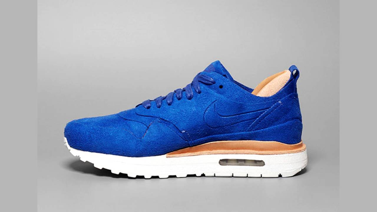 Nike Womens Air Max 1 Royal Game Royal