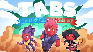 BRAWL STARS TABS - Totally Accurate Battle Simulator