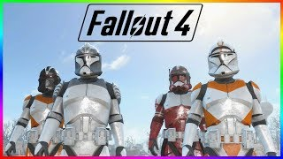 Fallout 4: Star Wars Institute Weapon and Armor Replacer Mod (Xbox One/PC)