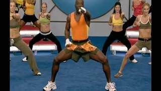 Billy Blanks Tae Bo - Total Transformation Training - The Power Within   Transformation