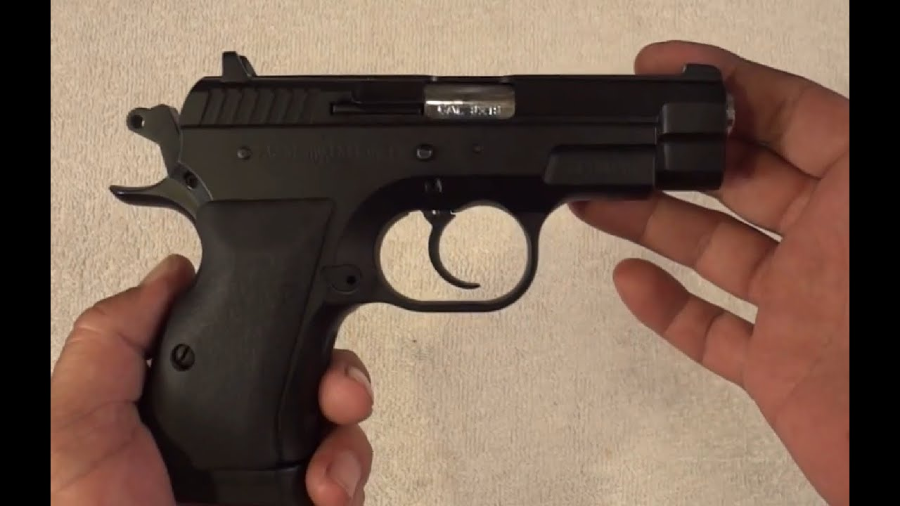 Sarsilmaz Hancer 2000 - Test Fire and Review by Cohort227