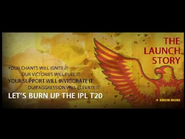 Official SunRisers Hyderabad Anthem (Hindi) Travel Video