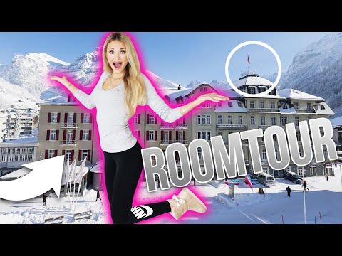 UNSER HAUS in der SCHWEIZ   Roomtour von 73 Zimmer Haus   XLAETA