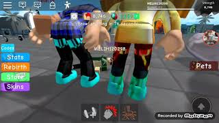 En iyi kas roblox /weight lifting simulator 3