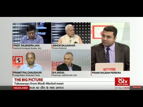 The Big Picture - Importance of Modi-Merkel meet in the changing global scene