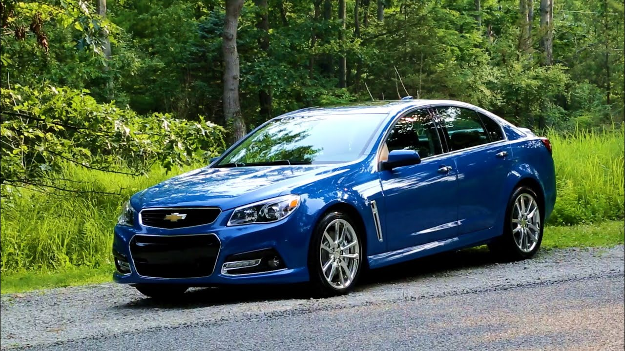 Is The 2015 Chevy SS The Ultimate Modern Sleeper? - YouTube