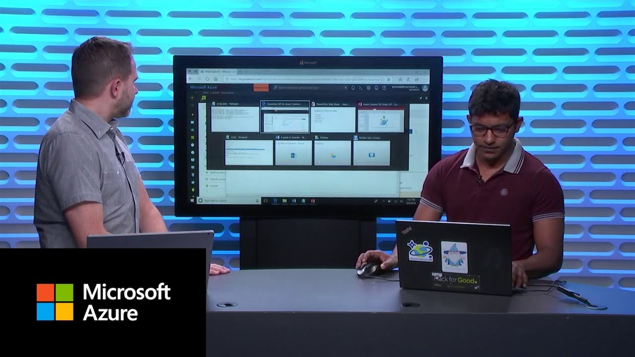 How to use the Gremlin API with Azure Cosmos DB | Azure Friday