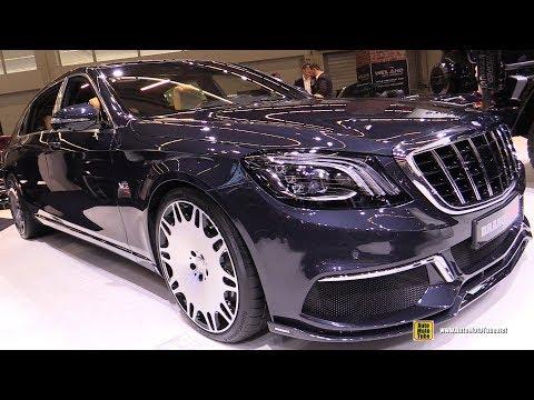 2020 Brabus 900 Mercedes Maybach S65 - Exterior Interior Walkaround - 2019 Frankfurt Motor Show