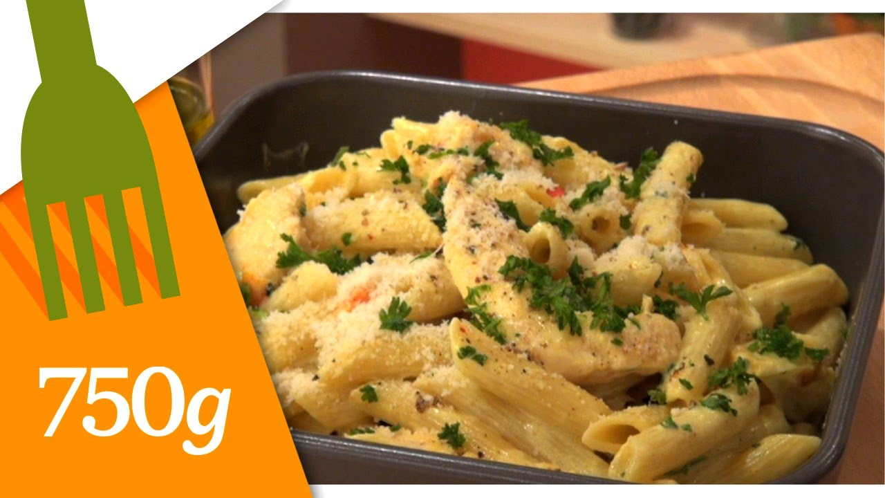 recette de p 226 tes au poulet 750 grammes