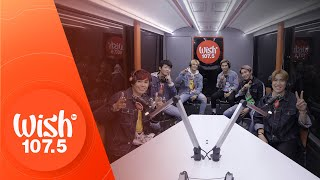 "1st.One performs ""You are the One (Ttak Maja Nuh)"" LIVE on Wish 107.5 Bus"
