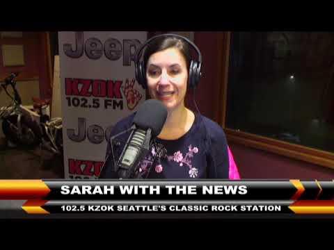 The Danny Bonaduce & Sarah Morning Show - Danny TV - Wrong Text
