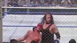 Randy Orton vs Undertaker Hell In Cell 720p HD