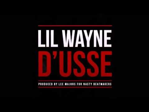 NEW!!! Lil Wayne D'USSE Instrumental Prod  Lee Major (2014 HIPHOP) *HQ*