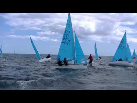 Enterprise Nationals 2015 Race 6 at Looe SC