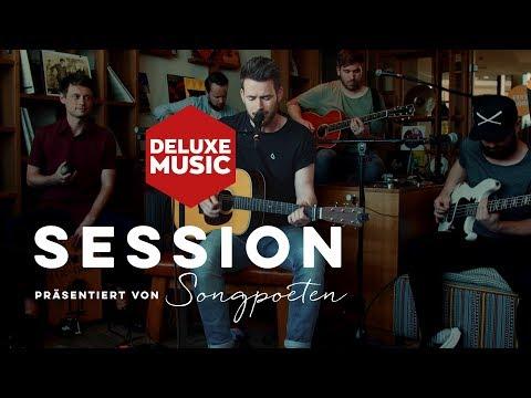 Revolverheld - Immer noch fühlen (Live @ DELUXE MUSIC SESSION)