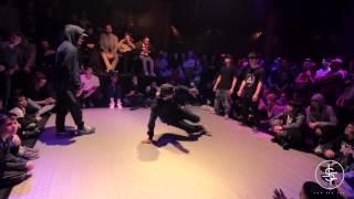 M.D.K. vs Morning of Owl | ROCKING HOW10 2015 | 1/8 Final