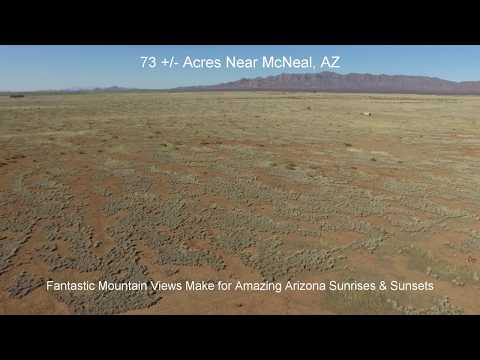 73 Acres Near McNeal AZ Perfect for Horses/Livestock - Sold