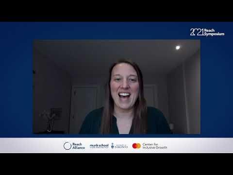 2021 Reach Symposium Flash Talk: Kate Banting