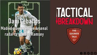 Dani Ceballos | Arsenal Want Spaniard to Replace Ramsey | #TacticalBreakdown