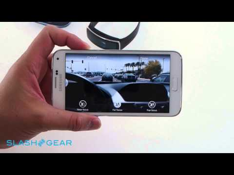 Samsung Galaxy S5 Camera demo