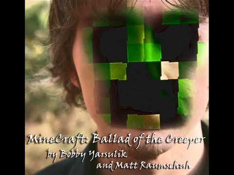 Клип Bobby Yarsulik - Minecraft: Ballad of the Creeper