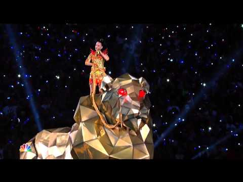 Katy Perry - Roar Live at Super Bowl Halftime Show 2015 (HD)