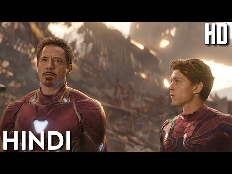 Avengers Infinity War ALL FUNNY Scenes in Hindi   Ironman, Hulk, Thor and Rocket Comedy Moments