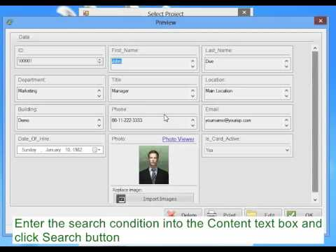 id card workshop video tutorial records seeker youtube