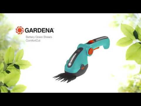 Máy cắt cỏ cầm tay Gardena ComfortCut 09856 20