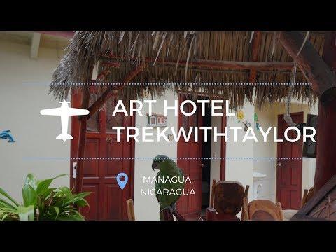 Art Hotel - Managua, Nicaragua