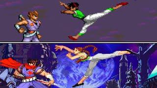 The History of Marvel vs Capcom's 'Special Partners'.