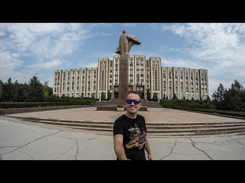 Tiraspol (Transnistria - Moldavia) - Lo stato fantasma d'Europa. L'avventura da Odessa 2015