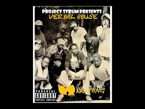 VERBAL ABUSE (WU-TANG CLAN TYPE INSTRUMENTAL ALBUM ) 2020