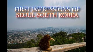 First Impressions Of Seoul South Korea 🇰🇷👍