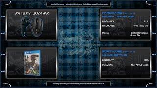 FRAGFX SHARK PS4 - ARK Setting / Review - SPLITFISH GAMEWARE