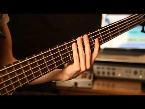 "TESSERACT - ""April"" Bass Video"