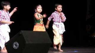 Seattle Sahyadri Kannada Sangha Kids Dance