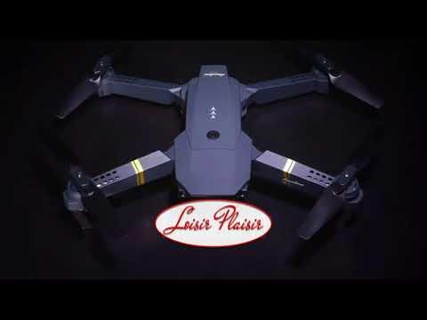 Drone Emotion E58   Loisir Plaisir   premier jet