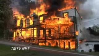 AINSWORTH BC HOTEL FIRE - TMTV News