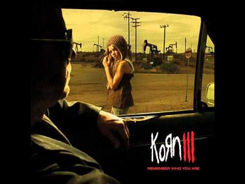 Korn - Holding All These Lies with lyrics